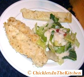 Italian Chicken Tenders | Chicklets in the Kitchen