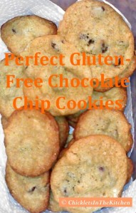 Gluten-Free Chocolate Chip Macadamia Cookies | Chicklets in the Kitchen