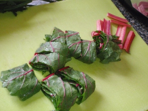 Swiss Chard, Chopped