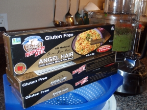 Gluten Free, Pasta