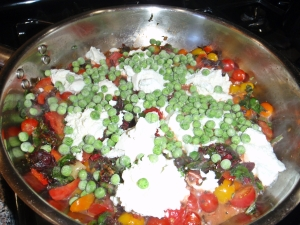 Add Peas